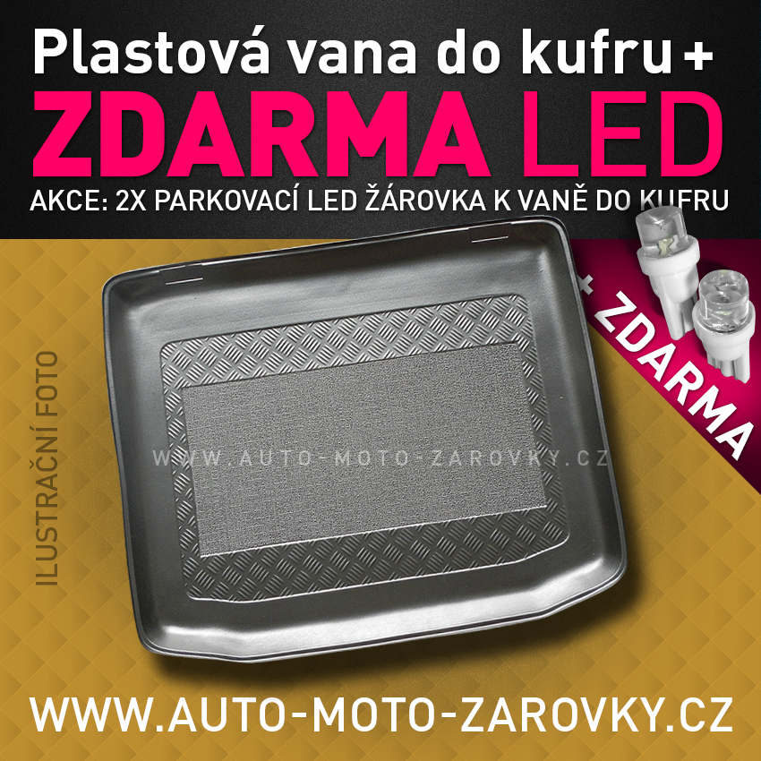 AKCE: Vana do kufru - Mercedes E C207,r.v.09- coupe
