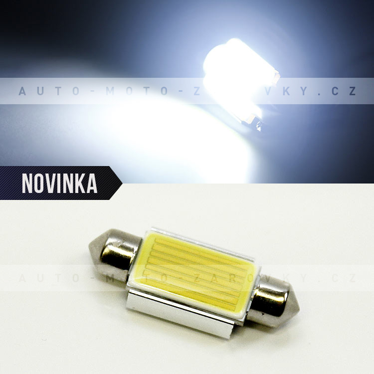 Sufitka bílá CAN BUS, HIGH POWER SMD LED, 39mm